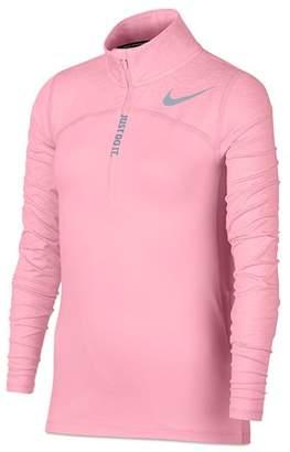 Nike Girls' Dry Element Running Top - Big Kid