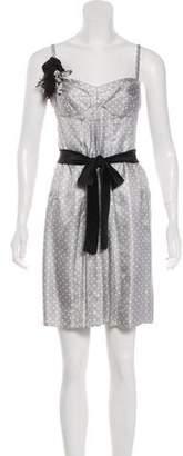Derek Lam Silk Mini Dress