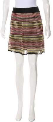 Missoni Mini Knit Skirt