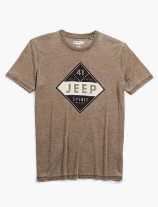 Lucky Brand JEEP DIAMOND TEE