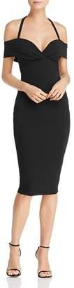 Nookie Athena Halter Midi Dress
