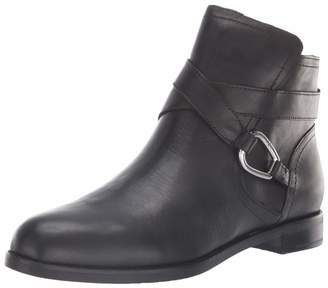 Lauren Ralph Lauren Lauren by Ralph Lauren Women's Hermione Ankle Boot 9.5 B US