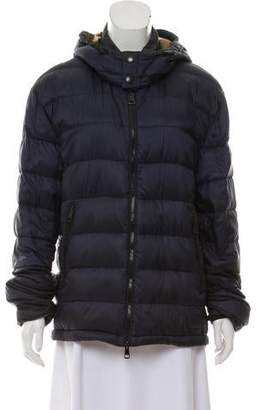 e35be714b19 Burberry Quilted Coat - ShopStyle