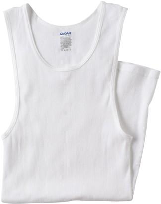 Gildan Men's 4-pack Platinum Cool Spire A-Shirts