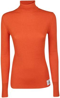 Calvin Klein Slim Fit Knitted Sweater