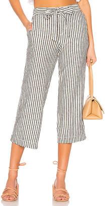Sanctuary Sasha Stripe Crop Pant