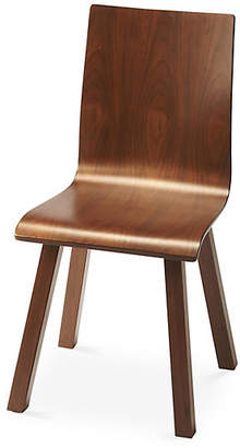 One Kings Lane Haskell Side Chair - Walnut