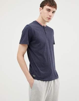 Lacoste Henley T-Shirt in Regular Fit