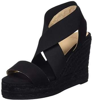 Castaner Women's Bambu C 8Edss18001 Platform Sandals,(39 EU)