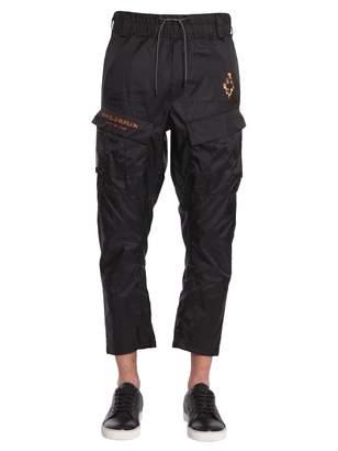 Marcelo Burlon County of Milan Cargo Trousers