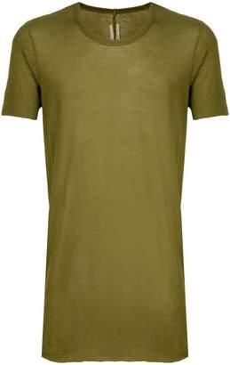 Rick Owens basic plain T-shirt