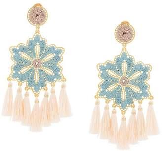 Mercedes Salazar Tropics earrings