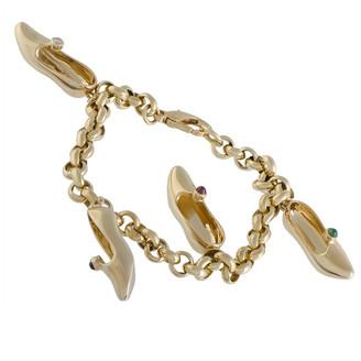Mauboussin heritage  18K Yellow Gold Gemstone Bracelet