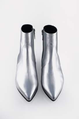 M.Patmos Alumnae Low Heel Point Boot