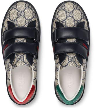 66232769d16 Gucci New Ace Monogram Sneaker