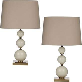 Amalfi by Rangoni Medina Table Lamp (Set of 2)