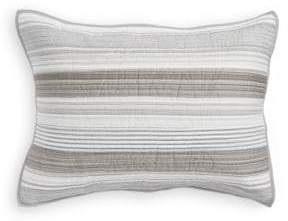Martha Stewart Garrison Stripe Pillow Sham