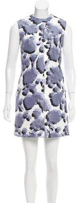 Balenciaga Printed Mini Dress w/ Tags