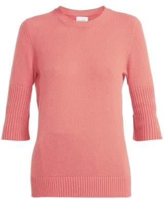 Barrie Arran Cashmere Sweater - Womens - Pink