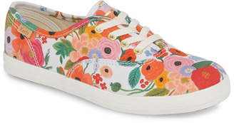 Keds x Rifle Paper Co. Floral Print Champion Sneaker