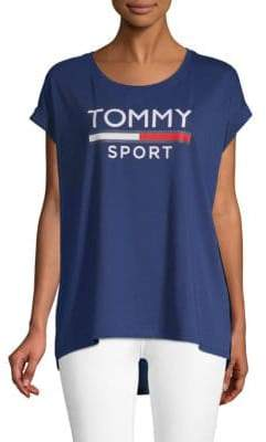 Tommy Hilfiger Graphic Short-Sleeve Tee