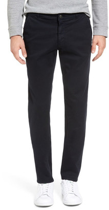 Good Man Brand Grand Lux Modern Fit Twill Pant $188 thestylecure.com
