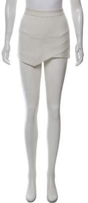 Mason Striped Mini Skirt