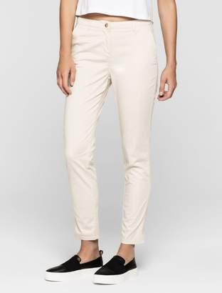 Calvin Klein slim fit cotton stretch chinos