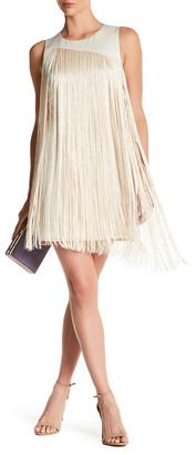 Rachel Rachel Roy Fringe Sheath Dress $159 thestylecure.com