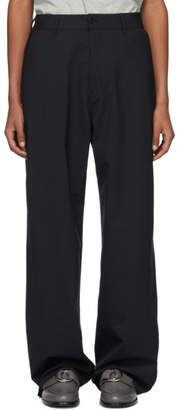 Hope Navy Suit Wind Trousers
