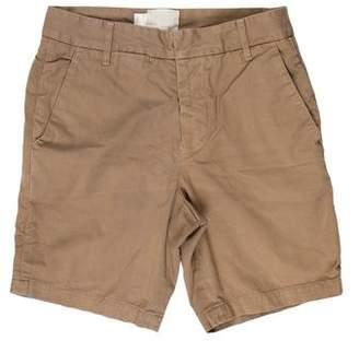 Band Of Outsiders Flat Front Chino Shorts