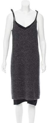 Bottega Veneta Wool Midi Dress w/ Tags