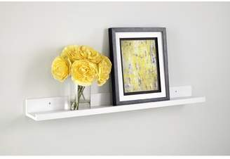 ClosetMaid Wall Shelf with Ledge