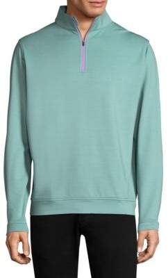 Peter Millar Half-Zip Sweater