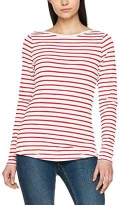 Fat Face Women's Organic Cotton Breton T - Shirt, (Manufacturer Size:)