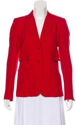 DKNY Notch-Lapel Structured Blazer