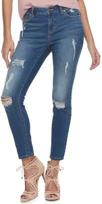 JLO by Jennifer Lopez Women's Ankle Skinny Jeans