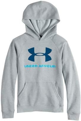 befa4706f Under Armour Boys 8-20 Rival Logo Hoodie