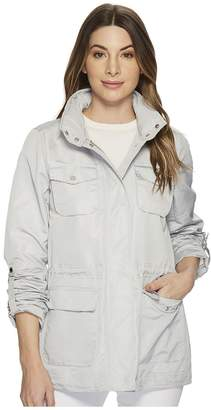 Vince Camuto 4-Pocket Novelty Parka Women's Coat