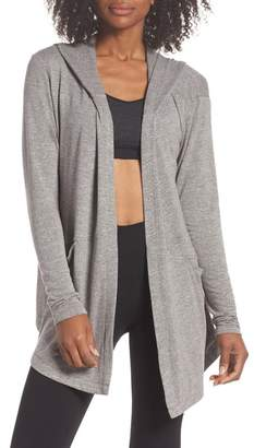 Zella After Class Hooded Cardigan