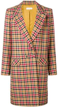 L'Autre Chose checked blazer