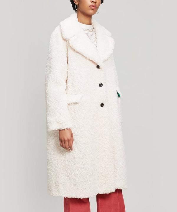 Bouclocoon Coat