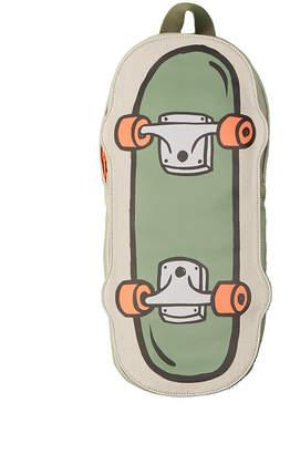 Stella McCartney Graphic Skateboard Backpack