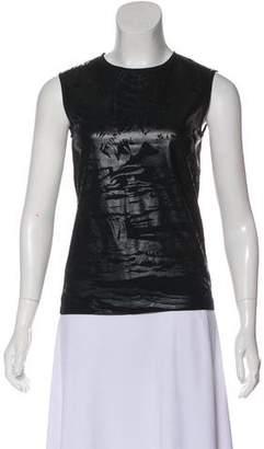 Balenciaga Crew Neck Sleeveless T-Shirt