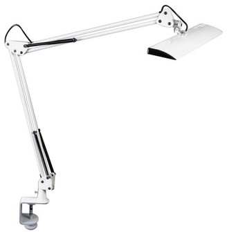 """Offex Ascend LED Swing Arm 21.25"""" Desk Lamp Offex"""