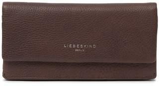 Liebeskind Berlin Leather Foldover wallet