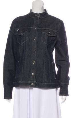 Burberry Denim Casual Jacket