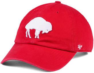 '47 Buffalo Bills Clean Up Strapback Cap