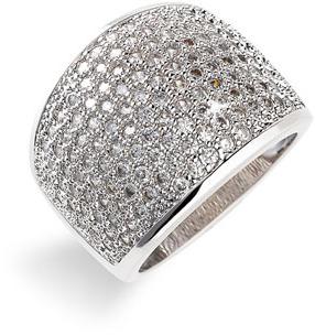Ariella Collection Pavé Ring