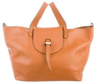 Meli-Melo Leather Thela Bag
